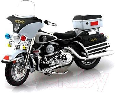 Машинка/транспорт/техника Maisto Форд F-350 пикап / 32186 - мотоцикл