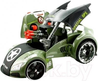 Радиоуправляемая игрушка Maisto Машина-трансформер Project 66 (81107) - трансформер