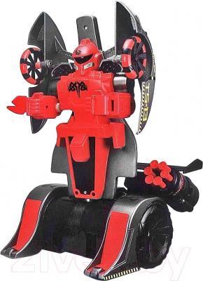 Радиоуправляемая игрушка Maisto Машина-трансформер Twist and Shoot / 81177 - трансформация в робота