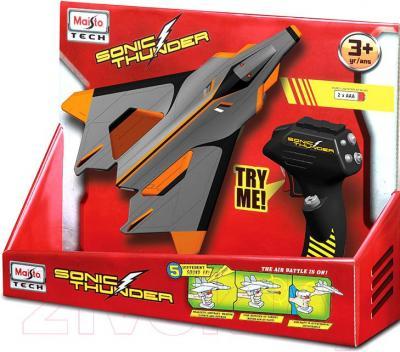 Игровой набор Maisto Военная авиация Sonic Thunder (81195) - упаковка