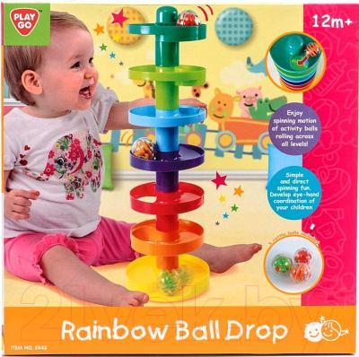 Развивающая игрушка PlayGo Активный шарик (2443) - упаковка