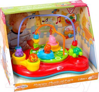 Развивающая игрушка PlayGo Парк с животными (2825) - общий вид