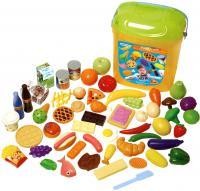 Игровой набор PlayGo Кейс с продуктами (3123) -