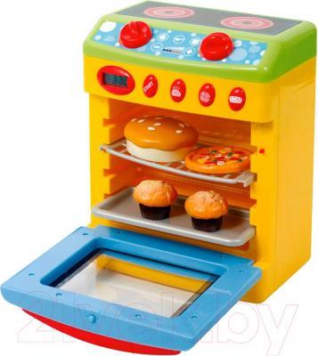 Игровой набор PlayGo Детская кухонная плита с аксессуарами (3208) - общий вид