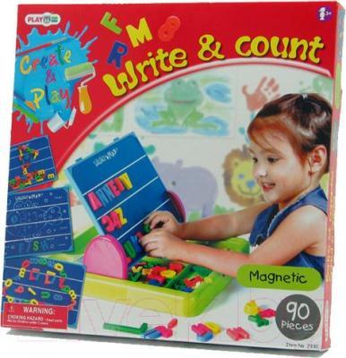Развивающая игрушка PlayGo Доска функциональная с аксессуарами (7330) - упаковка