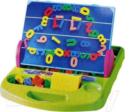 Развивающая игрушка PlayGo Доска функциональная с аксессуарами (7330) - общий вид