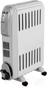 Масляный радиатор Marta MT-2419 (Light Gray) - общий вид