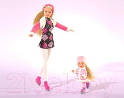 Кукла Simba Штеффи и Эви на коньках (10 5735864) - общий вид