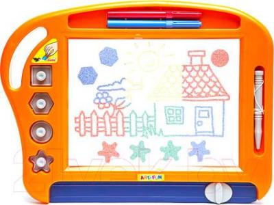 Доска для рисования Simba 10 6335188 (Цветная)
