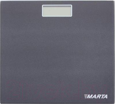 Напольные весы Marta MT-1664 (Black) - общий вид