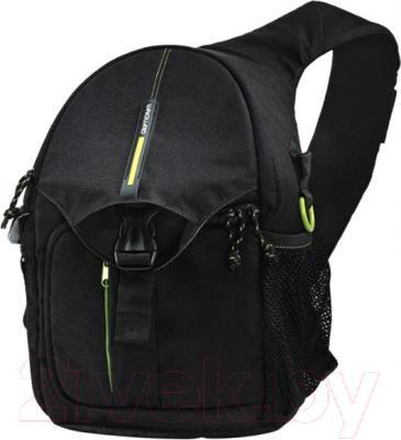 Рюкзак для фотоаппарата Vanguard BIIN 37 (Black) - общий вид