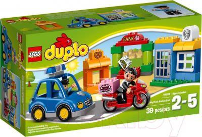 Конструктор Lego Duplo Погоня за воришкой (10532) - упаковка