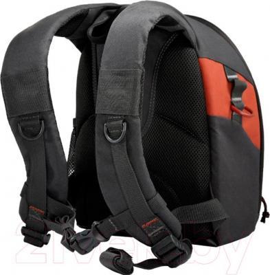 Рюкзак для фотоаппарата Vanguard BIIN 50 (Orange) - вид сзади