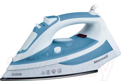 Утюг Maxwell MW-3032 B - общий вид