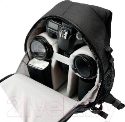 Рюкзак для фотоаппарата Vanguard BIIN 59 (Black) - внутренний вид