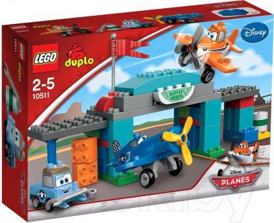 Конструктор Lego Duplo Лётная школа Шкипера (10511) - упаковка