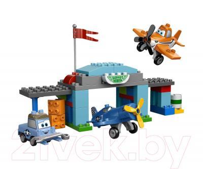 Конструктор Lego Duplo Лётная школа Шкипера (10511) - общий вид