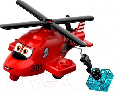 Конструктор Lego Duplo Пожарная спасательная команда (10538) - общий вид