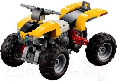 Конструктор Lego Creator Квадроцикл (31022) - общий вид