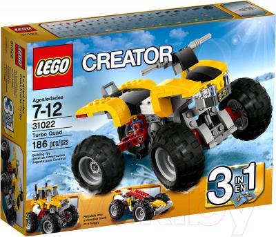 Конструктор Lego Creator Квадроцикл (31022) - упаковка