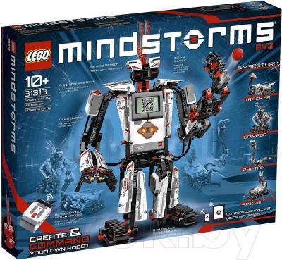 Конструктор программируемый Lego Mindstorms EV3 (31313) - упаковка