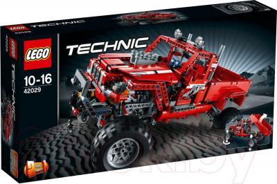 Конструктор Lego Technic Тюнингованный пикап (42029) - упаковка