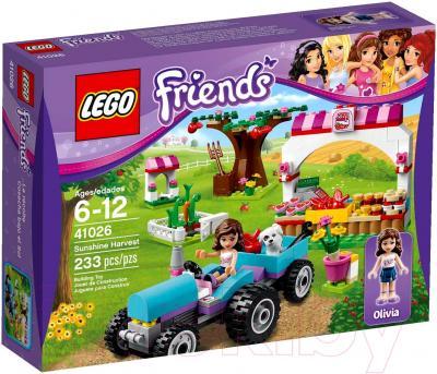 Конструктор Lego Friends Сбор урожая (41026) - упаковка
