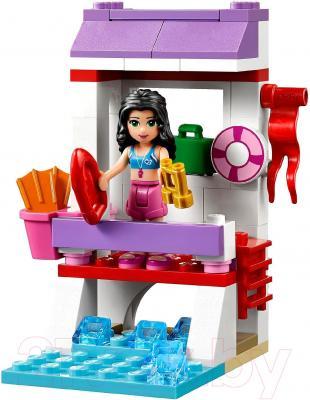 Конструктор Lego Friends Спасательная станция Эммы (41028) - общий вид