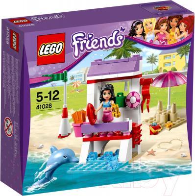 Конструктор Lego Friends Спасательная станция Эммы (41028) - упаковка