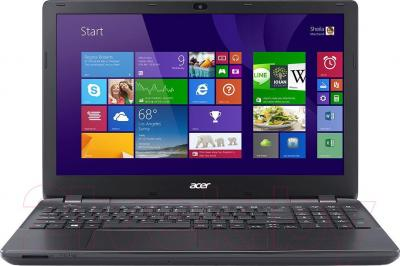 Ноутбук Acer Aspire E5-551G-89Y3 (NX.MLEEU.011) - фронтальный вид
