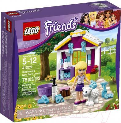 Конструктор Lego Friends Новорожденный ягнёнок Стефани (41029) - упаковка