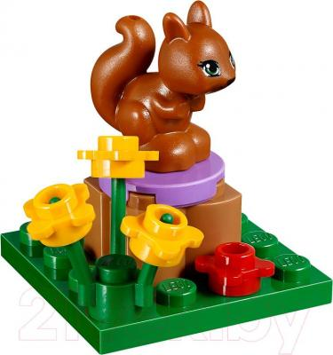 Конструктор Lego Friends Домик Андреа в горах (41031) - общий вид