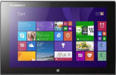 Планшет Lenovo Miix 2 10 128GB (59423128) - планшетный вид