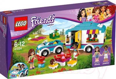 Конструктор Lego Friends Летний фургон (41034) - упаковка