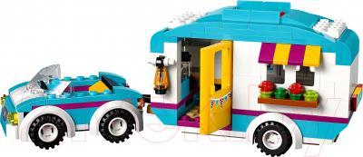 Конструктор Lego Friends Летний фургон (41034) - общий вид