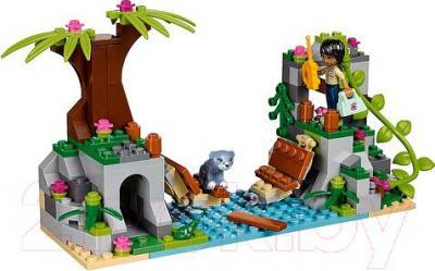 Конструктор Lego Friends Джунгли: Спасательная операция на мосту (41036) - общий вид