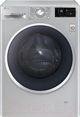 Стиральная машина LG F12U2HDN5 - общий вид