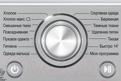 Стиральная машина LG F12U2HDN5 - программы