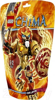 Конструктор Lego Chima ЧИ Лавал (70206) - упаковка
