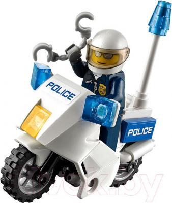 Конструктор Lego City Погоня за воришкой (60041) - общий вид