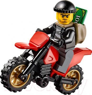 Конструктор Lego City Погоня за воришками-байкерами (60042) - общий вид