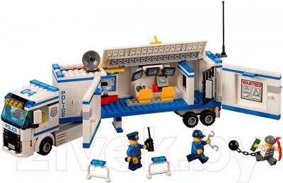 Конструктор Lego City Выездной отряд полиции (60044) - общий вид