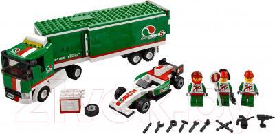 Конструктор Lego City Грузовик Гран При (60025) - общий вид
