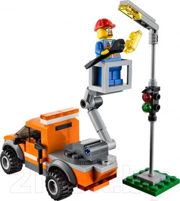 Конструктор Lego City Лёгкий автомобиль техпомощи (60054) - общий вид