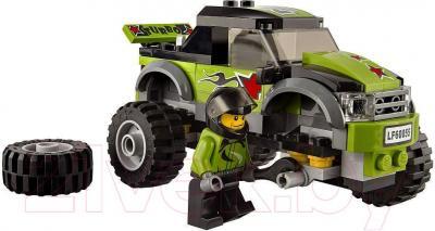 Конструктор Lego City Монстрогрузовик (60055) - общий вид