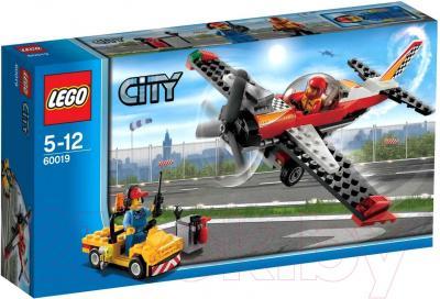 Конструктор Lego City Самолёт высшего пилотажа (60019) - упаковка