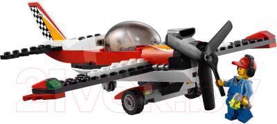 Конструктор Lego City Самолёт высшего пилотажа (60019) - общий вид