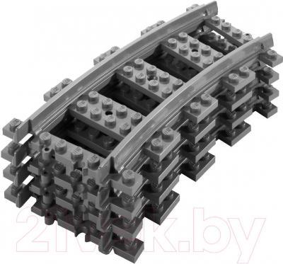 Конструктор Lego City Гибкие пути (7499) - общий вид