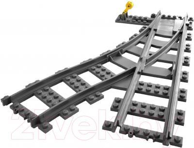 Конструктор Lego City Железнодорожные стрелки (7895) - общий вид