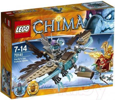 Конструктор Lego Chima Ледяной планер Варди (70141) - упаковка